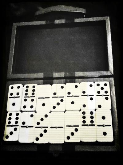 My Grandpas Dominos