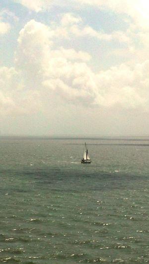 Corpus Christi Beach Lexington Sailing Sailboat