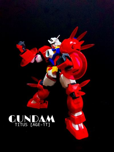 Gundam Titus Age-1 P4lsoe Eye4photography
