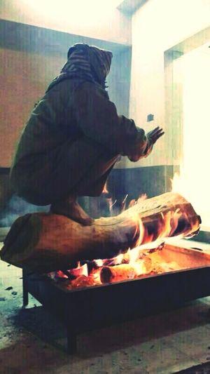 لا يلام من البرد ممكن الإنسان يحضن الأرطي أو السمر بريدة الرياض عنيزة