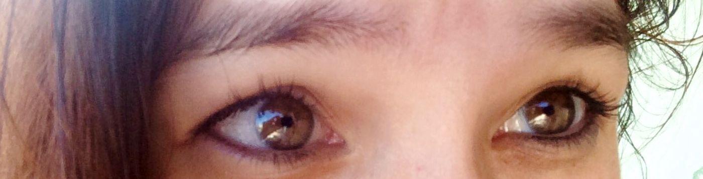 yes ... Senzafiltro Brown Eyes MyEyes♥