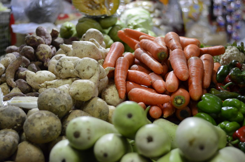 Abundance Close-up Food Food And Drink Food And Drink Food Stall Food Stand Food Street Freshness Fruit Fruits And Vegetables Healthy Eating Indoors  Lifestyles Market Market Stall Marketplace No People Philippines Selective Focus Street Street Photography Streetphotography The Street Photographer - 2017 EyeEm Awards Vegetable