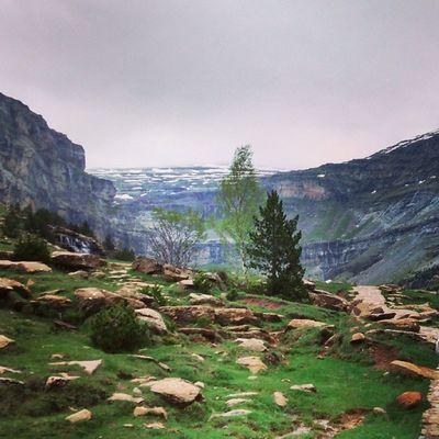 Ordesa Instapaisaje Paisaje Ikasbi montañas