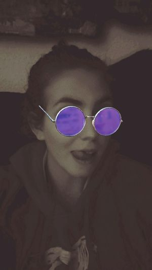 Lunettes 👓 Snapchat Effet