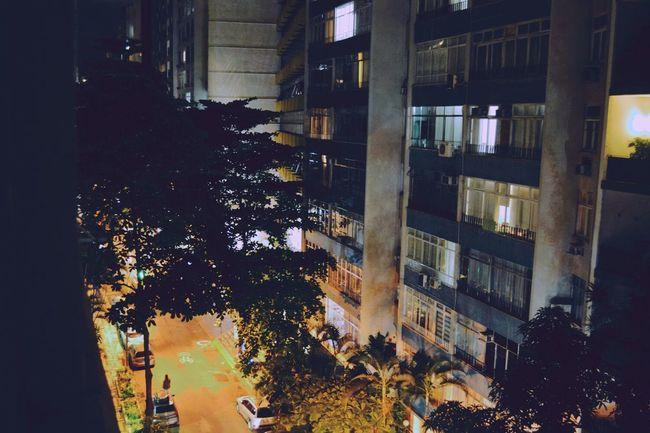 Copacabana - Rio De Janeiro Brasil ♥ Photography Paisaje City Night