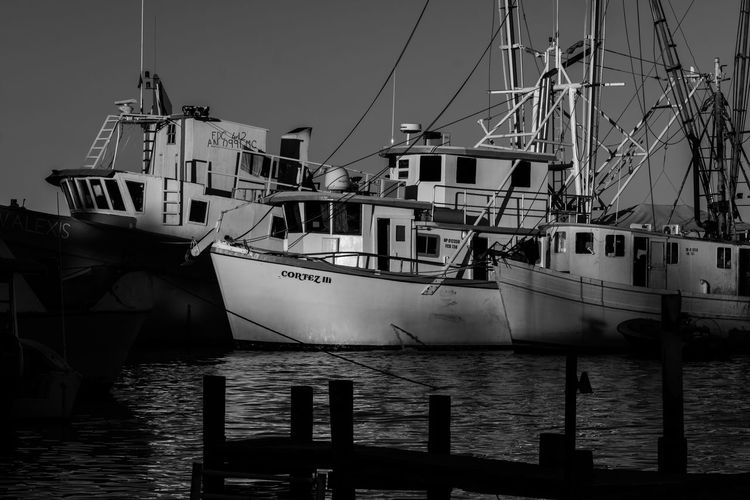 Commercial Fishing Nautical Vessel Water Mode Of Transportation Transportation Sky Moored No People Nature Ship Sea Harbor Architecture Pole Day Pier Mast Building Exterior Waterfront Outdoors Passenger Craft Fishing Industry Bimini