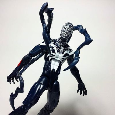 Superiorvenom Superiorspiderman DocOc Spiderman Amazingspiderman Marvel Marvellegends Marvelcomics Toys Toyphotography Toypizza Toysarehellasick Toycollector Toycommunity Toycollection Thefigureverse