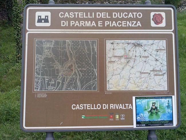 Rivalta Italy Castelli