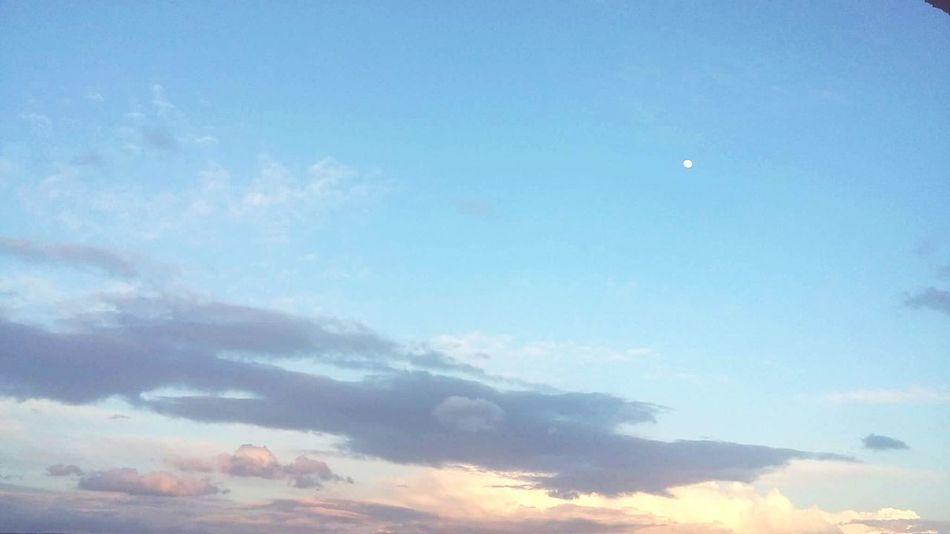 Le ciel 🎆 First Eyeem Photo