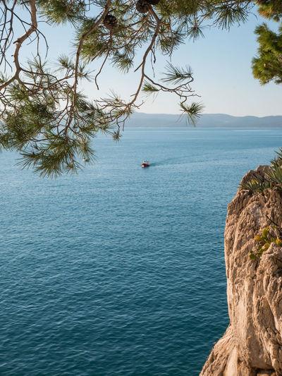 Photo taken in Makarska, Croatia