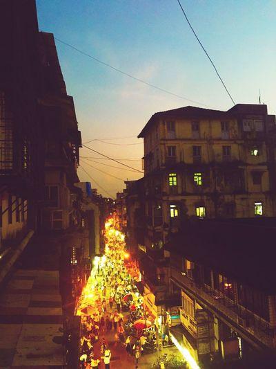 Streets of mumbai❤️
