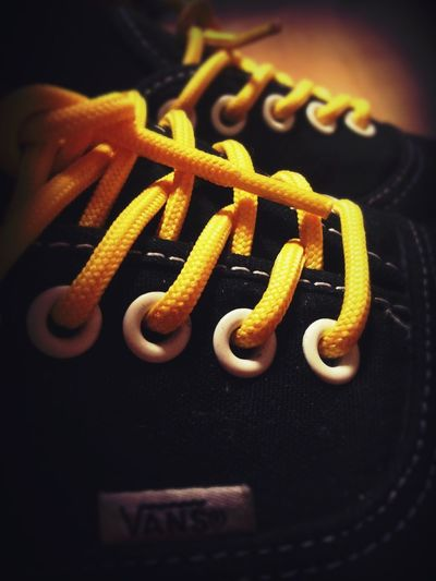 Vans Creative Yellowlace Newstyle