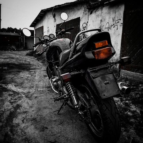 Motocycle First Eyeem Photo