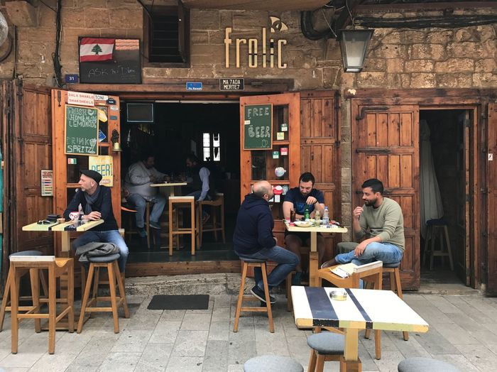 Byblos vibes! Streetphotography Cafe Bar Hometown Lebanon Breathing Space