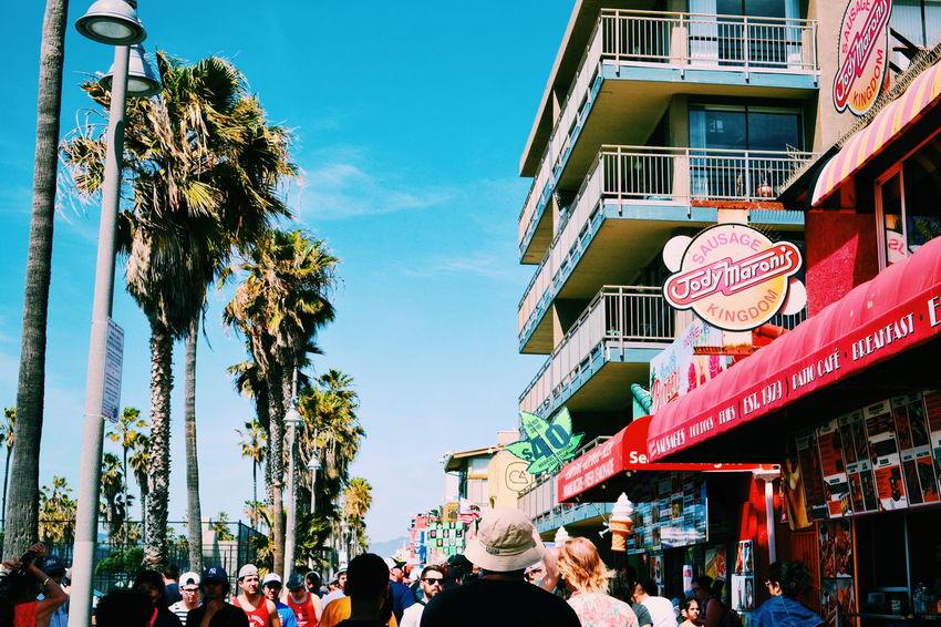 Down by the beach 🌴 Feel The Journey Randxmphotography NikonD3100 Createexploretakeover VSCO Venice Beach