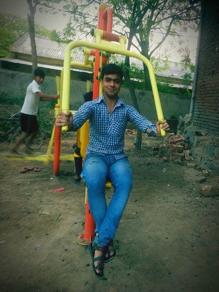 Hii First Eyeem Photo Ritesh Mishra Cool Attitude Masti Time Fun Time Jym Google Googlephotos Ritesh