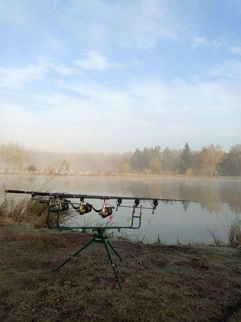 Pêcheur Carpe