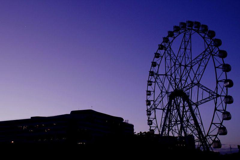 Fresh Feeling Ferris Wheel Amusementpark Hues Outdoor Photography Outdoors