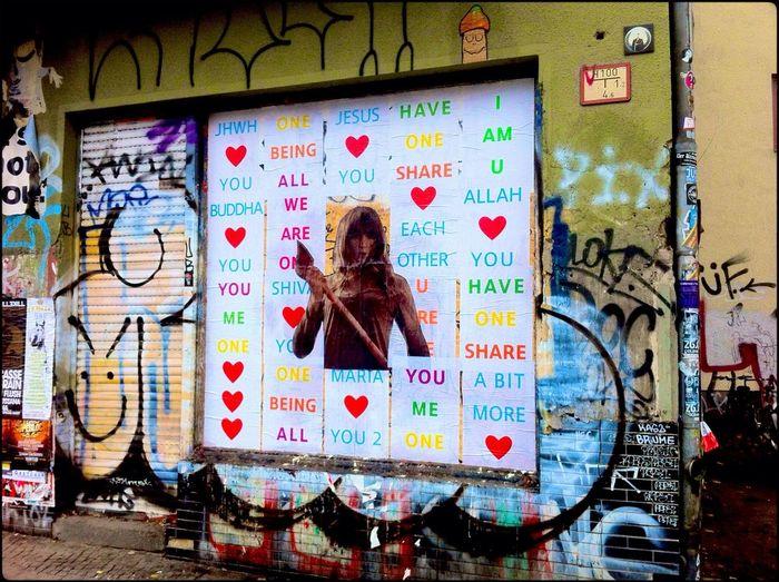 Streetart | Street Art @ Schlesische Straße / Heckmannufer