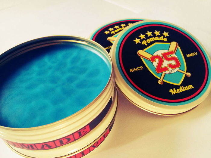 My Product Pomade Barbershop Haircut Homemade Homebrewing Oilbased Slicky Hairpomade Organic Organicpomade Twentyfive Facebook ınstagram Usepomade INDONESIA Pomadeindonesia Exportquality No People Close-up Day