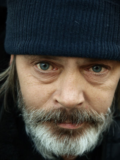 """Today 18/01/2017 Paul Gerrard. 47. Homeless. Holloway. Islington. London. Uk Pauls Words """"I brought my wife over from Mexico and she took everything in one morning, plus she emptied two bank accounts of £7500, then she took our family home back with Islington Council, and I found myself on the street."""" """"I need help, the deposit for a flat and a few clothes and food money for one month, the. I would get back on my feet."""" If you can help Paul contact him on 07930398789. Steve. Austerity Britain Cutbacks Dwp Homeless Homeless People Homeless Person Homelessness  HUMANITY Humanity...  Humanityphotography Humanıty Islington London London_only Olympus Portrait Poverty Rough Sleepers Steve Merrick Stevesevilempire Street Streetphotography Waste Zuiko"""
