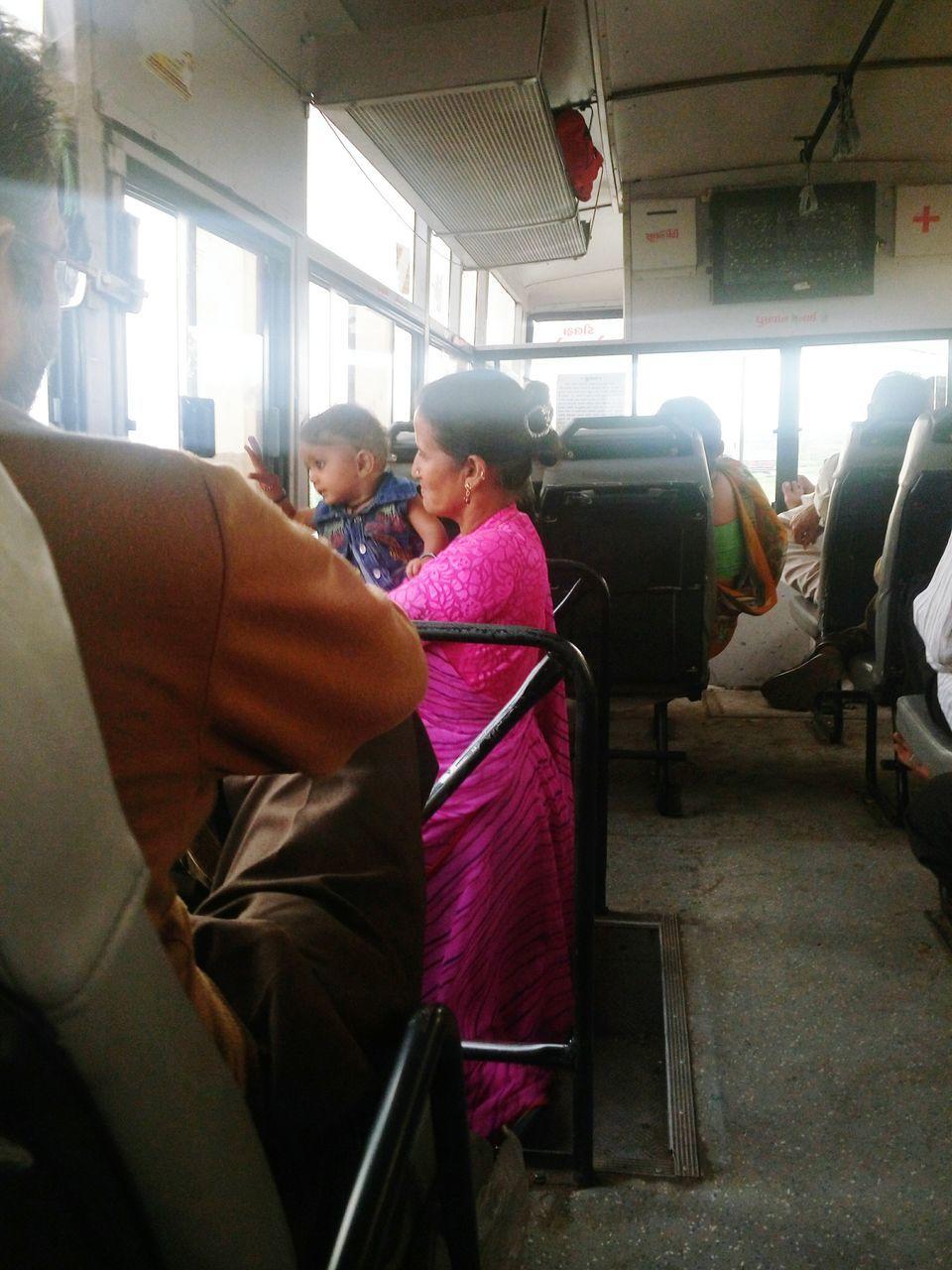 transportation, public transportation, togetherness, real people, vehicle seat, mode of transport, passenger, indoors, train - vehicle, men, day, warm clothing, people