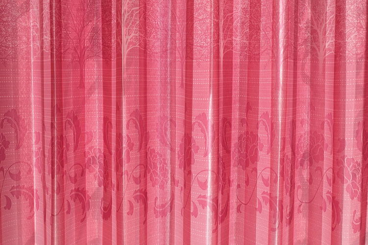 Pink curtain background Pink Curtain Abstract Arts Culture And Entertainment Backgrounds Close-up Crumpled Curtain Full Frame Furniture Indoors  Interior Design Luxury Material No People Ornate Paper Pattern Pink Color Red Retro Styled Rippled Textile Textile Industry Textured  Textured Effect