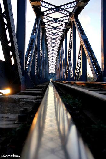Canon EOS 550d Canon550D Turkey Türkiye Turkishfollowers Citylife City Life Bridge Trainway Adana Adana Türkiye Yansıma Yansımalar.. Trenyolu