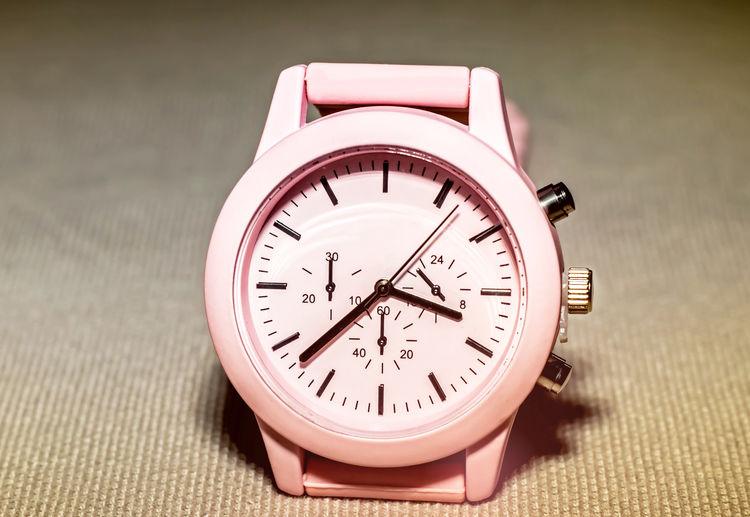 Pink wrist