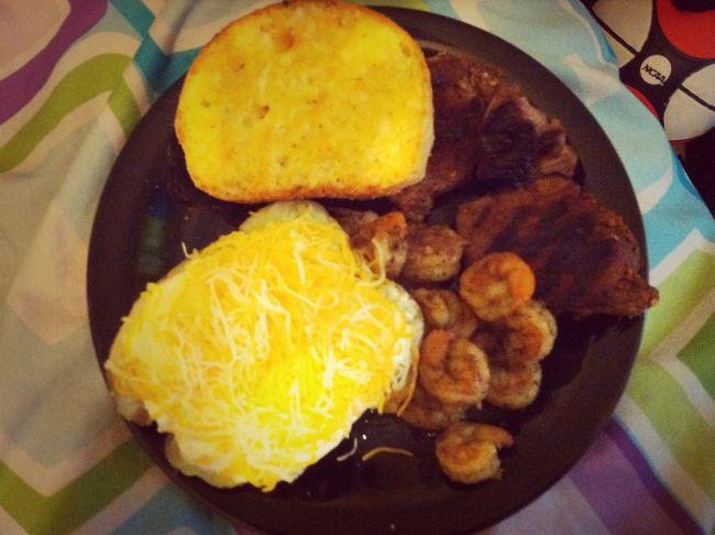 Dinner (;