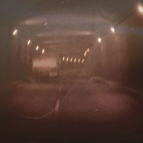 Tunnel Shot? FAIL! haha! Fisheye Piweephotography Subway Tunnel To The Light