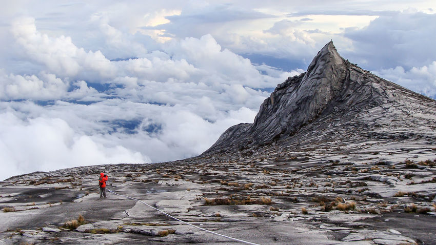 Mount Kinabalu Ways Of Seeing 16:9 Adventure Adventure Club Adventure Photography Beauty In Nature Climbing A Mountain Geology Hiking Landscape Leisure Activity Low's Peak Mount Kinabalu Mount Kinabalu Mountain Mountain Range Nature On The Way Photographer Rock - Object Rock Formation Rocky Mountains Rough Texture Sky Travel Destinations Showcase July The Great Outdoors - 2017 EyeEm Awards