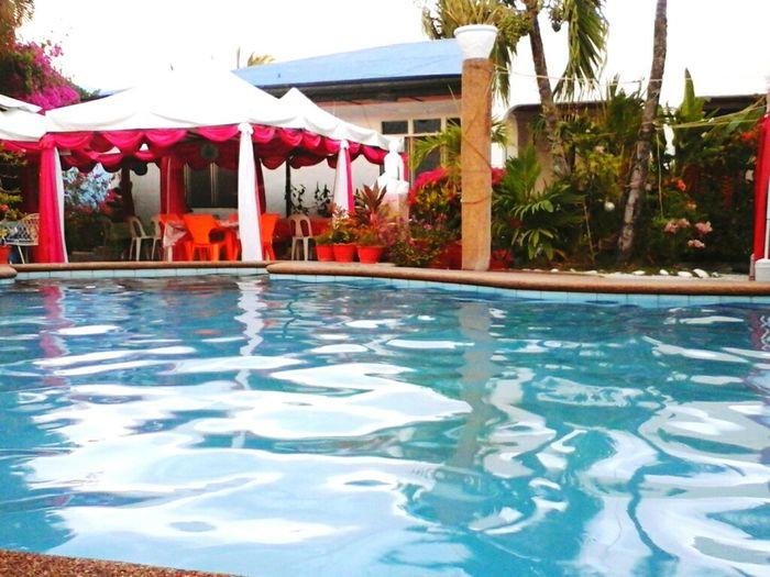 Pool for summer fun