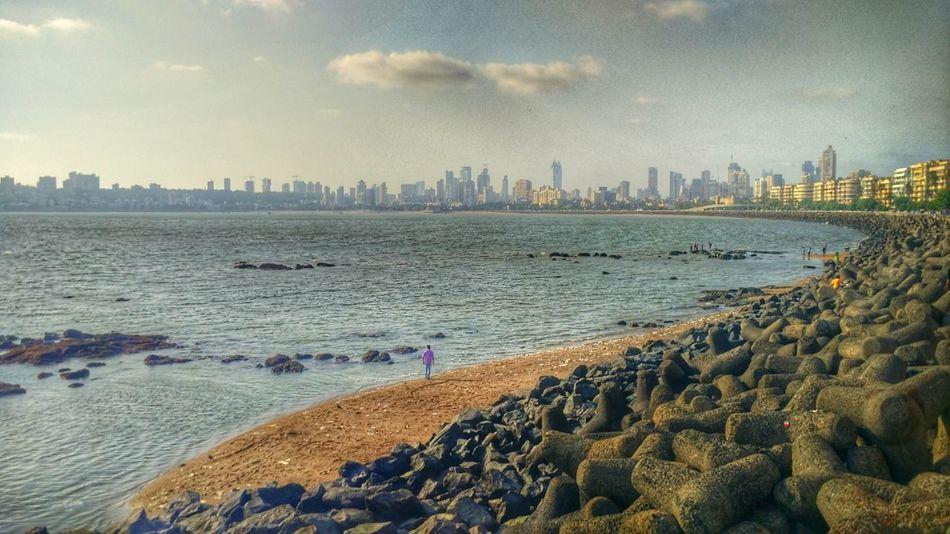 The Great Outdoor With Adobe Marine Drive Churchgate Tourism Marine Drive,mumbai Historical Monuments Arabian Sea
