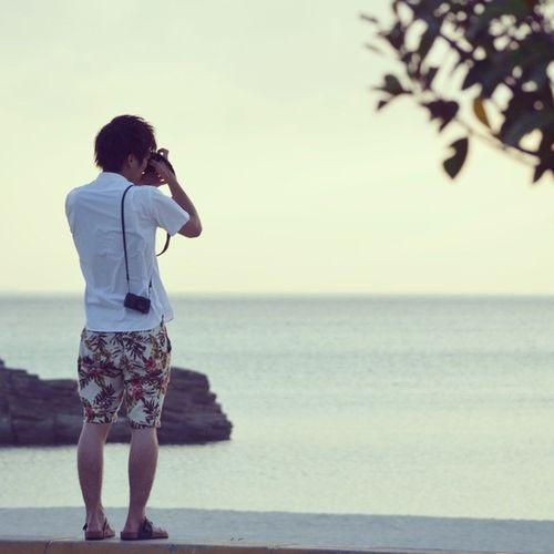 Okinawa アラハビーチ Beach