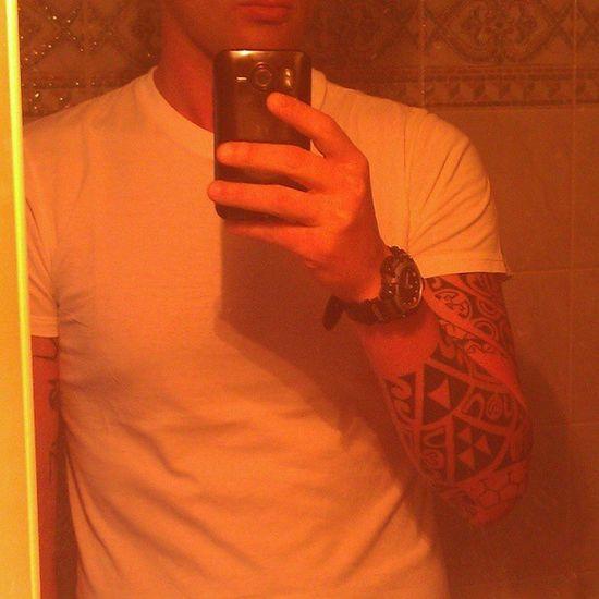 Tatuaggi  Maori Giorno Teléfono bellodivertirsiamicimiei