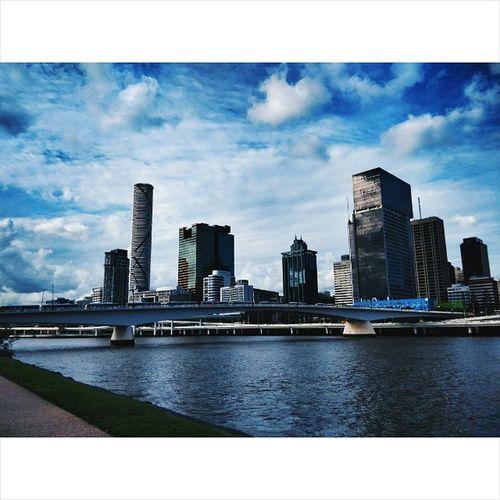 Cityscape Beautiful Sky Brisbane