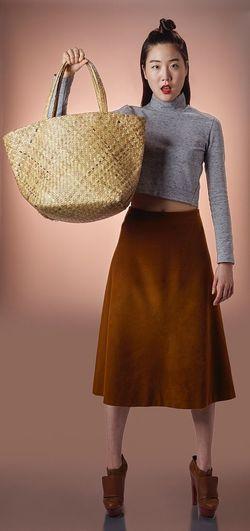 Korean Model Model Test Shoot Fashion Photography Fashion