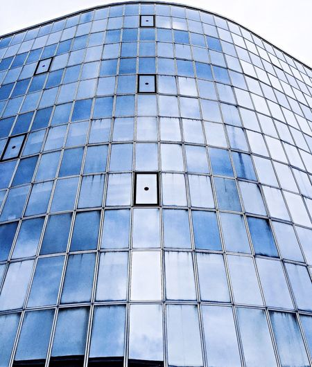 Mirror glass 🏢📸 Finding Parking Photography Mirror Glass Reflection Black Point Of View City Pau