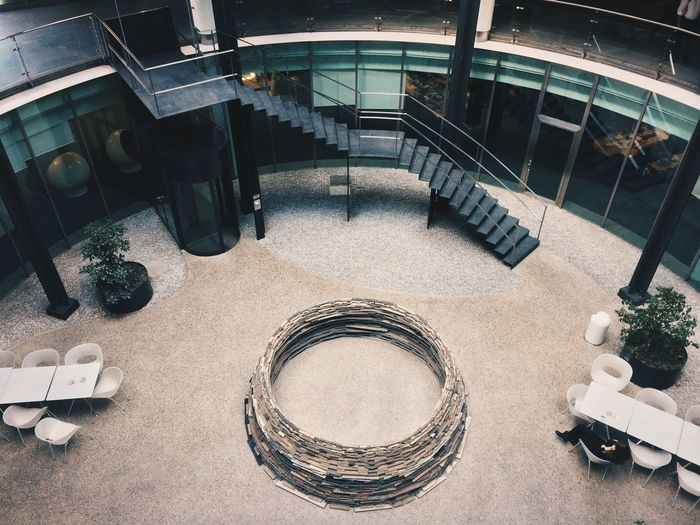 Circle Circles Architecture Building EyeEmSwiss Vscocam Streamzoofamily