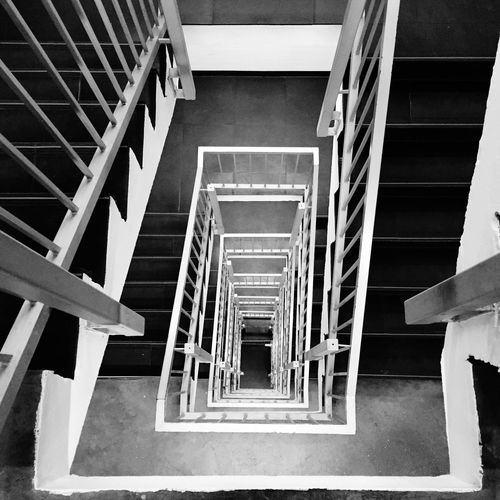 Stairs Stairway Smartphonephotography Black And White Eyem Stairways Stairways Learn & Shoot: Leading Lines