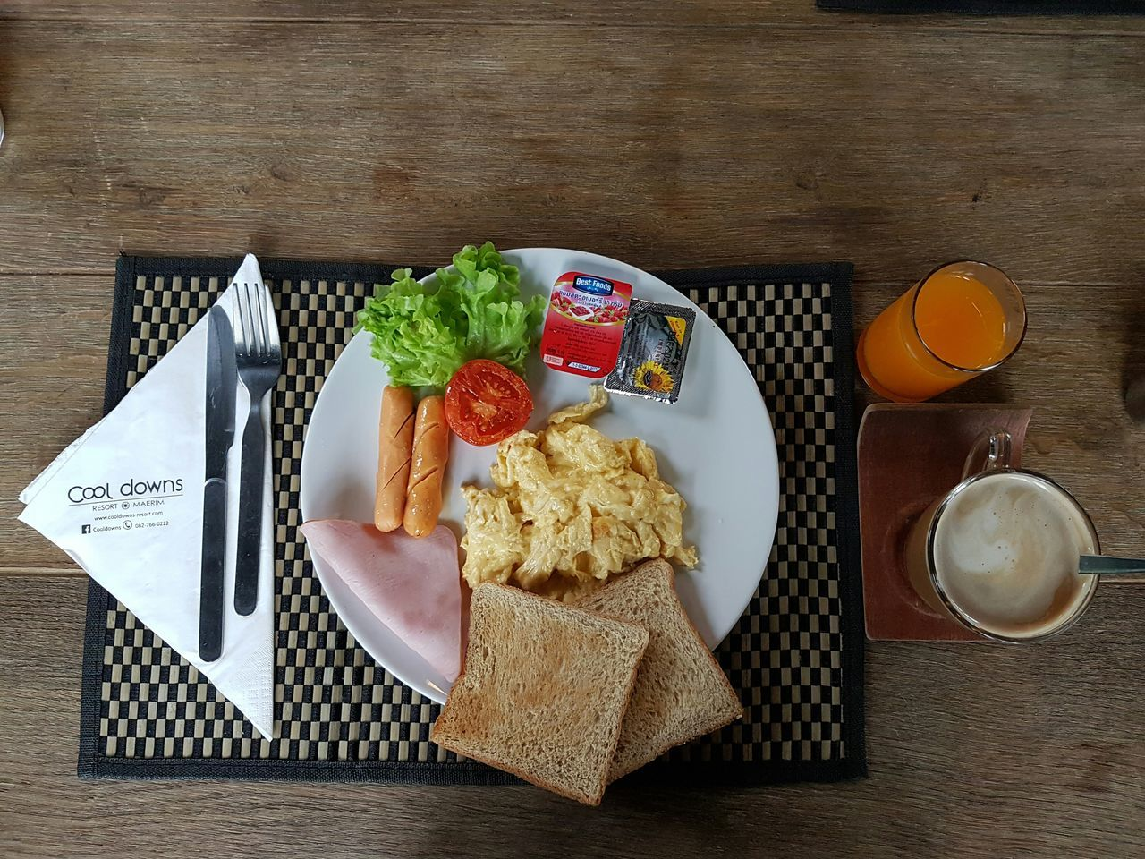 food and drink, food, table, plate, indoors, freshness, healthy eating, serving size, ready-to-eat, no people, breakfast, day