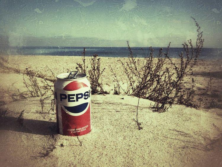 Retro Pepsi Lata