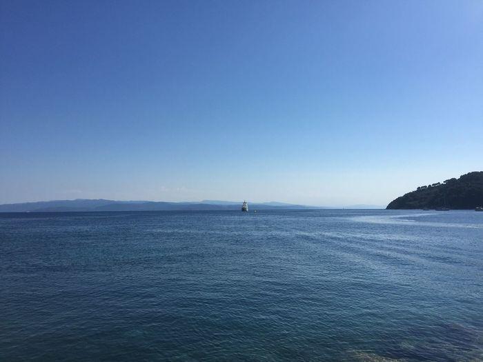La lontananza. (3) Greece Photos Skiathos Sea Blue Waterfront Horizon Over Water Nautical Vessel Sky Sea And Sky