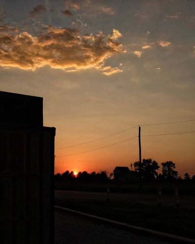 A day in the life photo essay. Summer solstice June 2016 Friend, Nebraska A Day In The Life Beauty In Nature Camera Work Cloud - Sky Dramatic Sky Fuji X100s Fujifilm Idyllic Majestic MidWest Nebraska Orange Color Outdoors Photo Essay Rural America Scenics Silhouette Small Town Small Town USA Summertime Sundown Sunset Sunset Silhouettes Tranquil Scene Tranquility
