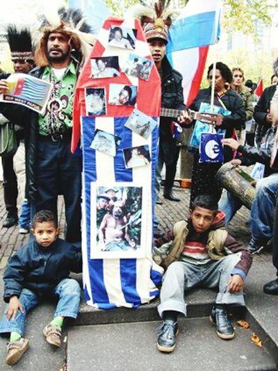 Patriotism West Papua Culture West Papua Flag Flag Celebration