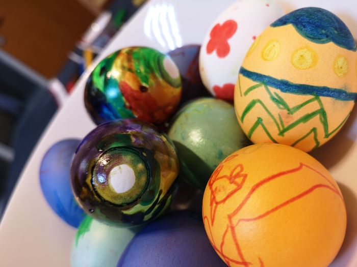 Egg Art Easter
