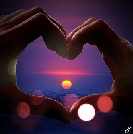 Love Sunset