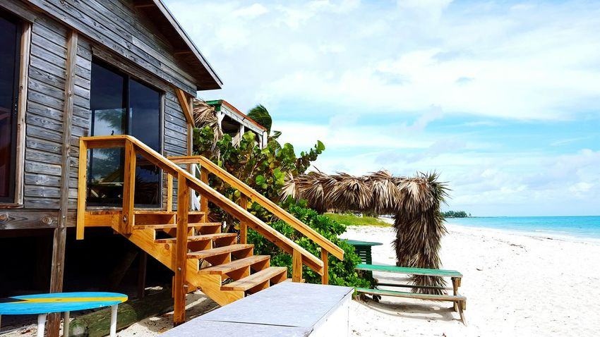 Beach House Cottage Bahamas Grand Bahama Island TainoBeach Atlantic Ocean Sand Sun Wood Palm Leaves Peaceful Showcase: February Photo Of The Day EyeEm Best Shots Travel Eyeem Best Shots Travel Adventures Travel Addict In Love With This Place ❤ Things I Like This Week On Eyeem Blue Wave The Great Outdoors With Adobe The Great Outdoors - 2016 EyeEm Awards The Architect - 2016 EyeEm Awards Miles Away Sommergefühle Lost In The Landscape