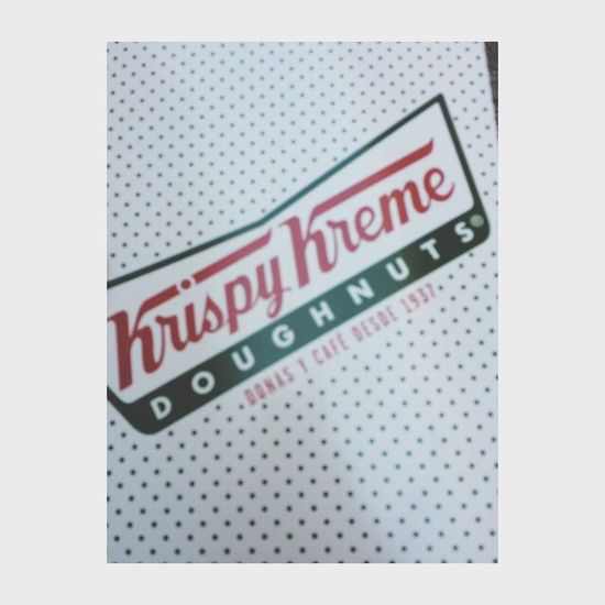 KrispyKreme Donas Fatty Time